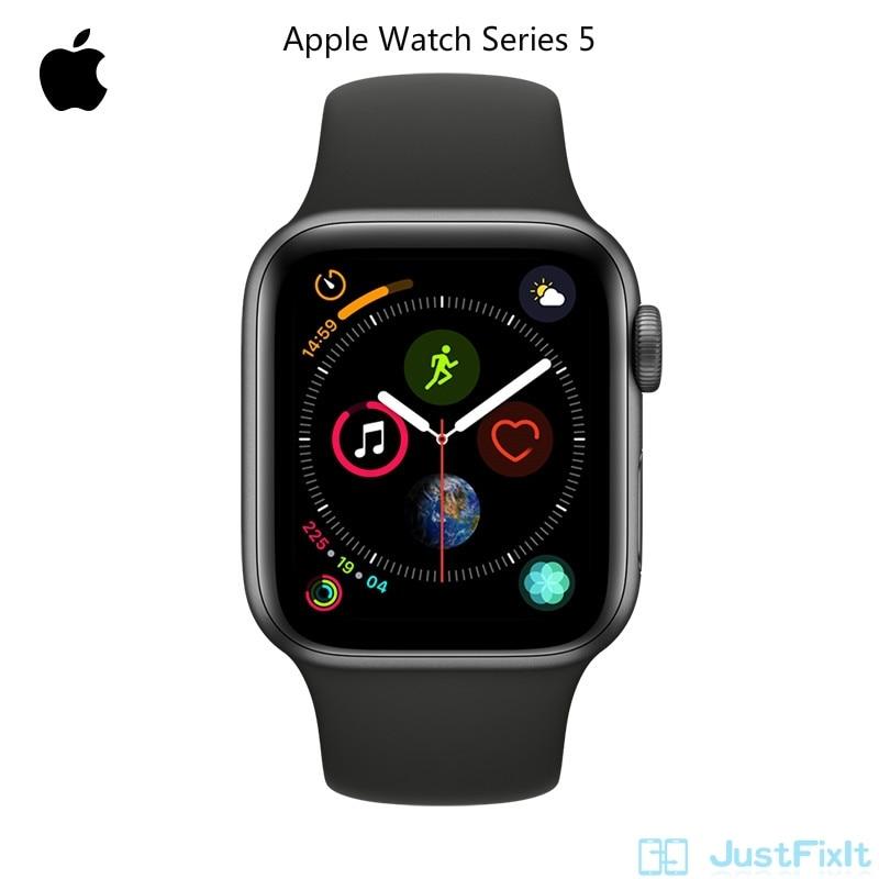 Get Apple Watch Series 5 S5 LTE Aluminum SportBand Original 95% New