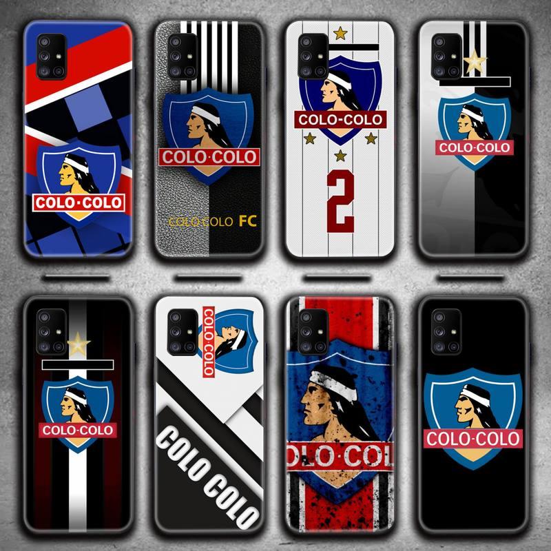 Club Social y Deportivo Colo Phone Case For Samsung Galaxy A21S A01 A11 A31 A81 A10 A20E A30 A40 A50
