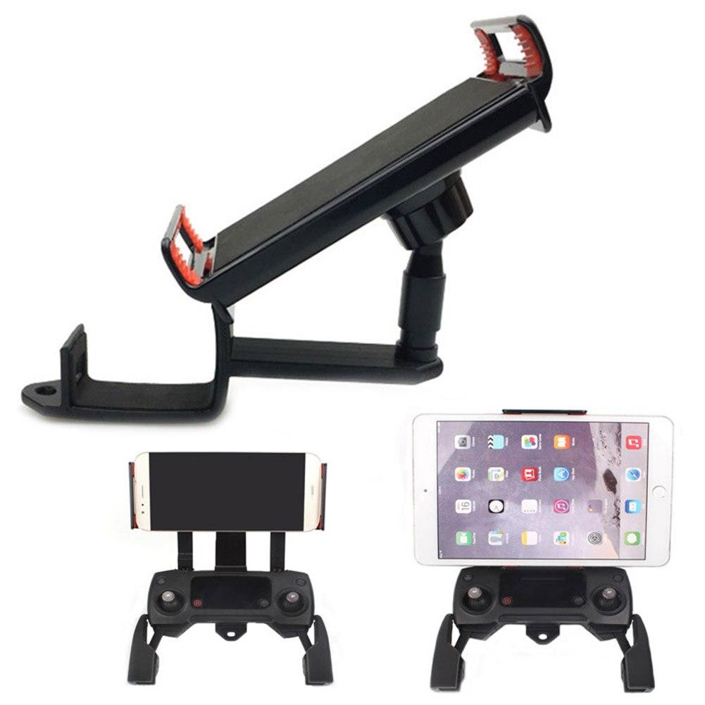 Negro para DJI Mavic Mini Pro Air Spark Control remoto Teléfono/tableta soporte para 7.9in 9.7in 10.5in tabletas