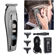 Beard Shaver Trimer For Men Barber Hair Shaving Electric Hair Clipper Rechargeable Low Noise Hair Tr