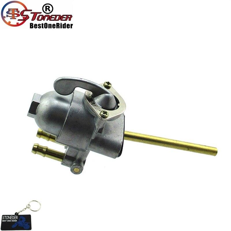 STONEDER purga de combustible para Kawasaki KZ400 D KZ400-D3 KZ400-D4 KZ400S 1976 KZ400-S2 1977 KZ400-S3 KZ400A1 KZ400-A2 #510230-051