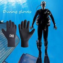 3mm 네오프렌 방한용 겨울 수영 스쿠버 다이빙 스노클링 다이빙 장갑 장비 수중 온기 겨울 수영 스피어 낚시