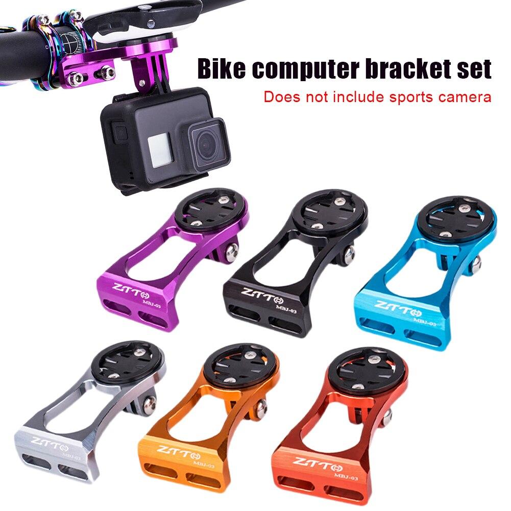Bike Speedometer Stem Mount Holder Bike Stopwatch Holder Bike Computer Extension Bracket for Garmin Bryton Cateye Bicycle недорого