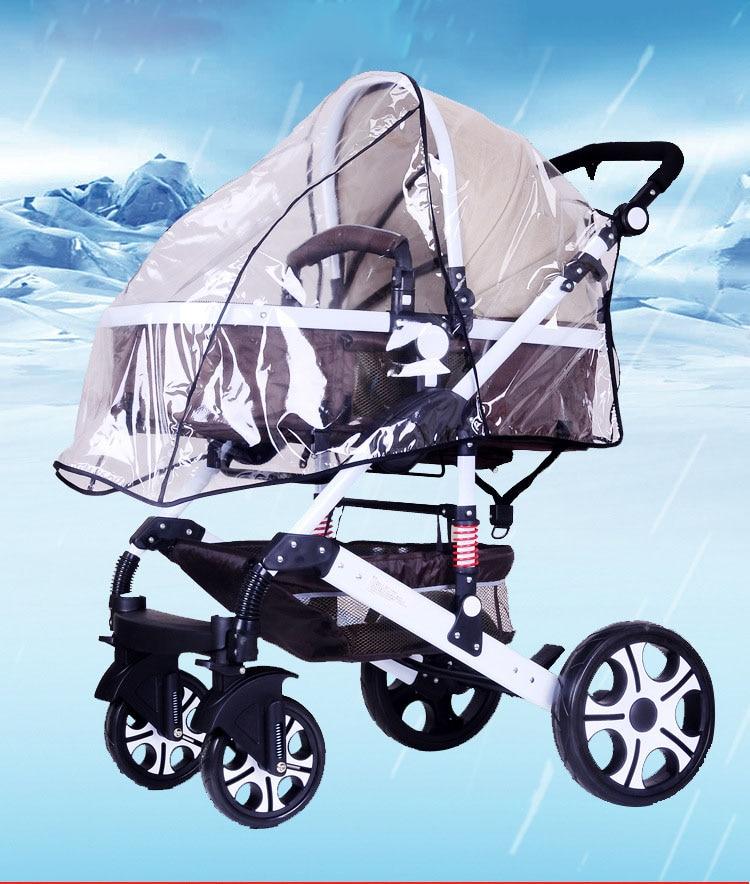 Stroller rain cover, stroller, windshield, stroller. Umbrella, rain cover, warm cover, stroller, raincoat