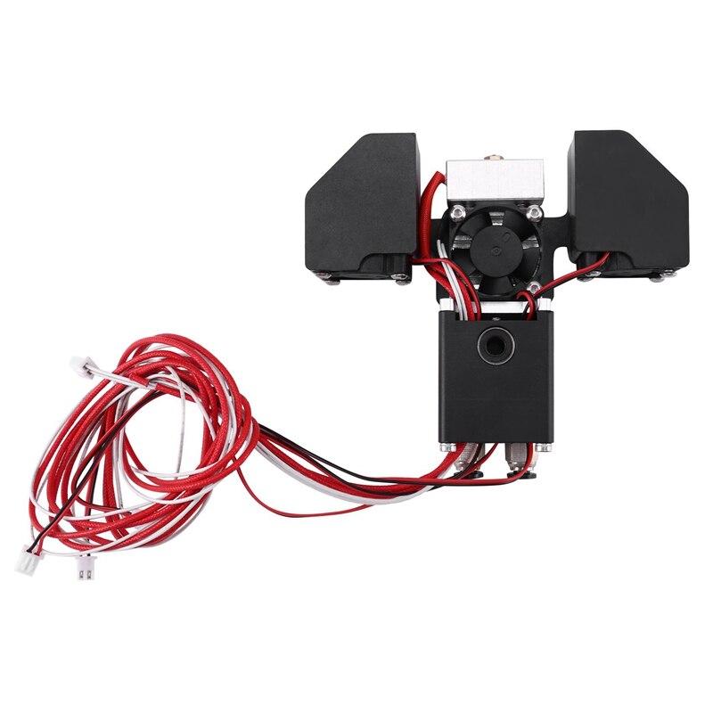 ملحقات طابعة ثلاثية الأبعاد 2In1 الطارد نهاية ساخنة ترقية تحويل عدة محول 1.75 مللي متر المواد الاستهلاكية للحلقات Ultimaker2