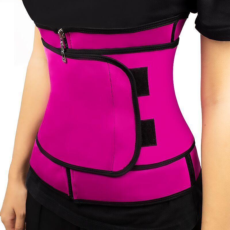 2020 Postpartum Belt Womens Slimming Body Shaper Belt Tummy Control Waist Trainer Breathable Belly New Modeling Underwear
