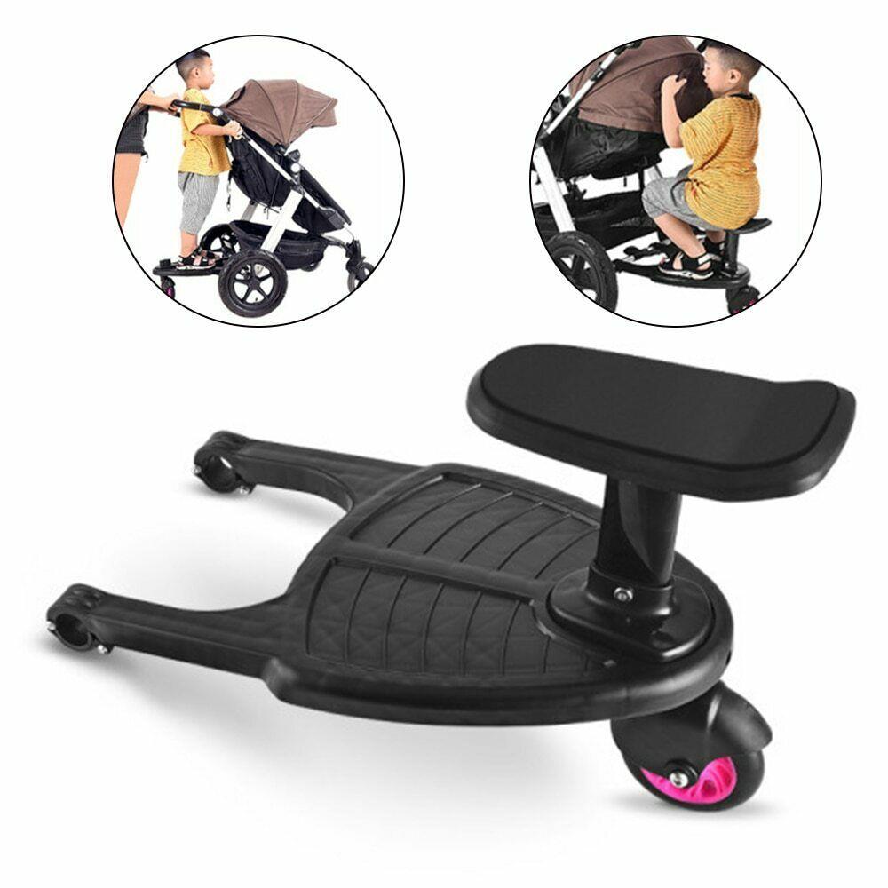 novos acessorios do carrinho de crianca pedal gemeos carrinho de pe placa rider buggy