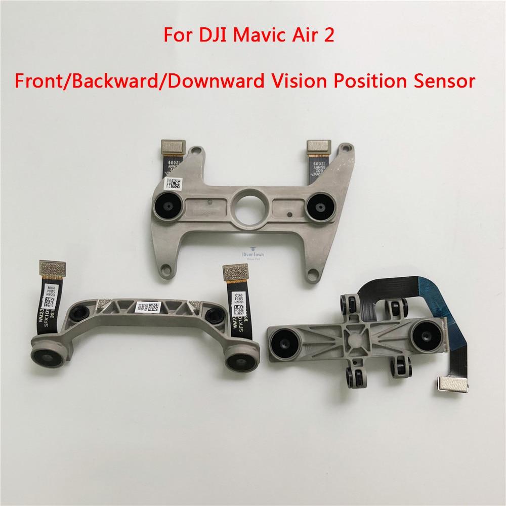 الأصلي Mavic Air 2 الجبهة الرؤية الخلفية الرؤية أسفل مستشعر موضع وحدة نظام استبدال ل DJI Air 2 الطائرة بدون طيار إصلاح جزء