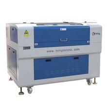 Láser-grabado-máquina acrílico madera 6090 pequeña cnc co2 máquina láser para-venta