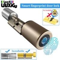 variable size fingerprint lock fingerprint door lock smart door lock outdoor door lock door lock electronic lock