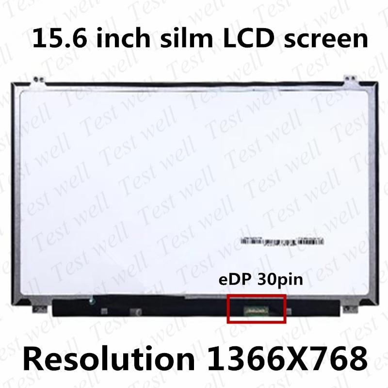 شاشة LCD أصلية للكمبيوتر المحمول لينوفو Ideapad 320-15 320-15isk 80XH 80XL 80YE 15.6