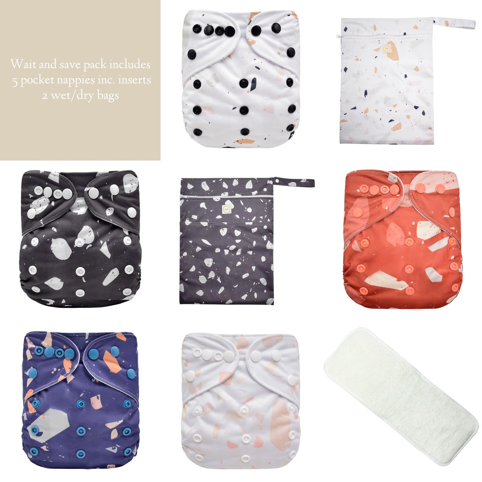[Mumsbest] Baby Cloth Diaper Washable Pocket Waterproof Cartoon Owl Baby Diapers Reusable Cloth Nappy fashion cartoon print diaper pocket washable diapers couches lavables baby nappy reusable nappy baby cloth diapers