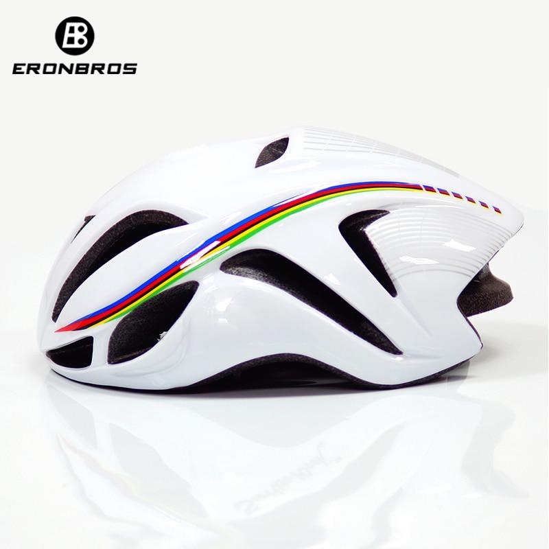 Aero-Casco de triatlón para Ciclismo, Protector de bicicleta de montaña
