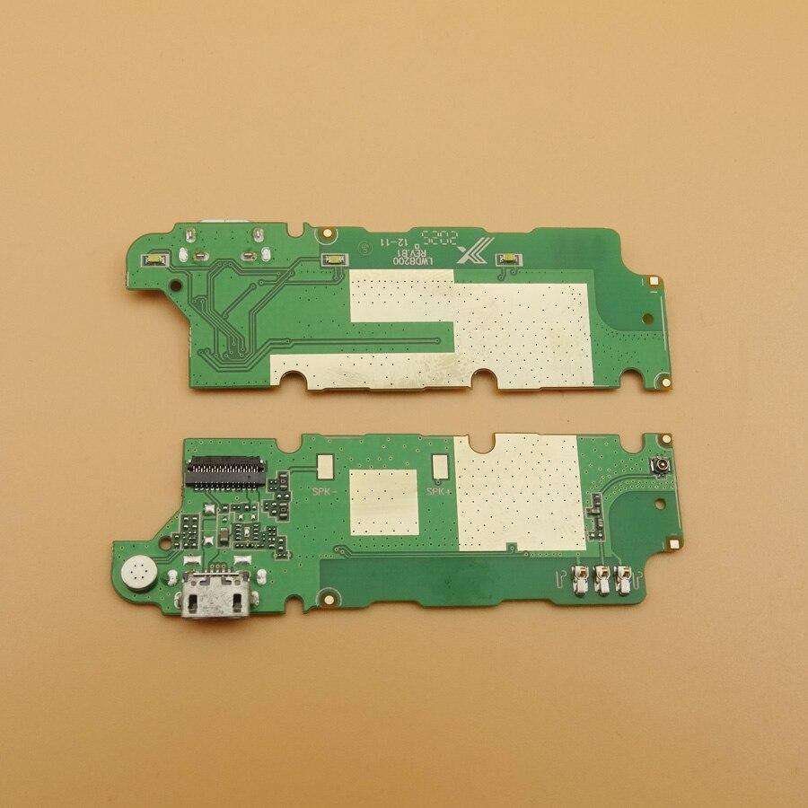 20 Uds Cable flexible de base de conector de cargador Tarjeta de puerto de carga USB con micrófono para Alcatel OneTouch PIXI 4 5012 5012G OT5012