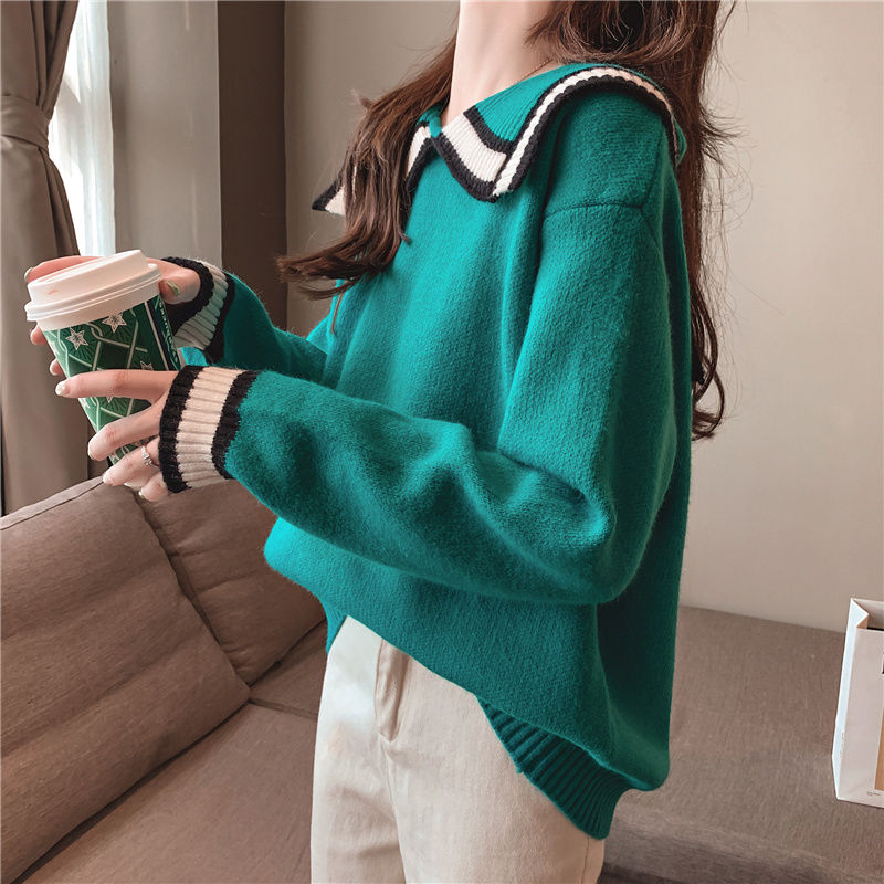 Knitwear Turtleneck Autumn Winter Sweaters Women Neon Color Long Sleeve Jumpers Fashion 2021 Casual Basic Slim Pullover enlarge