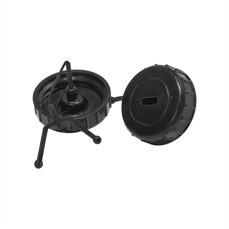 2pcs/Set Gardening Chain Saw Gas Petrol Fuel Oil Tank Fillter Cap Tank Cap Replacement For STIHL 017 018 MS170 MS180