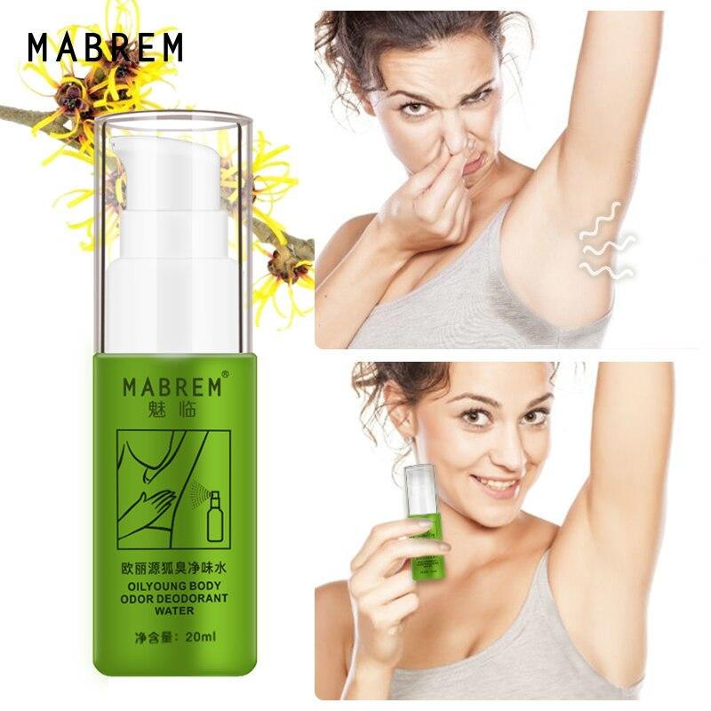 Spray de 20ml para hombre y mujer, Perfume desodorante para el sudor,...