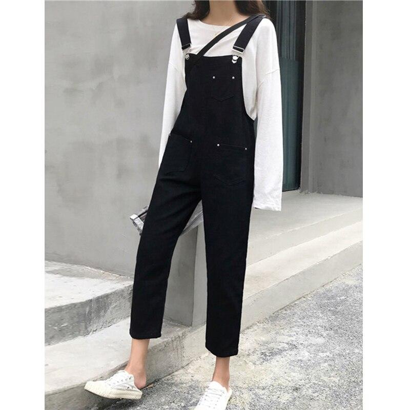 2019 New Denim Jeans for Women jumpsuit  Romper Overalls Jumpsuit Ripped Jeans Sleeveless Jeans for Women trendy strapless denim jumpsuit for women
