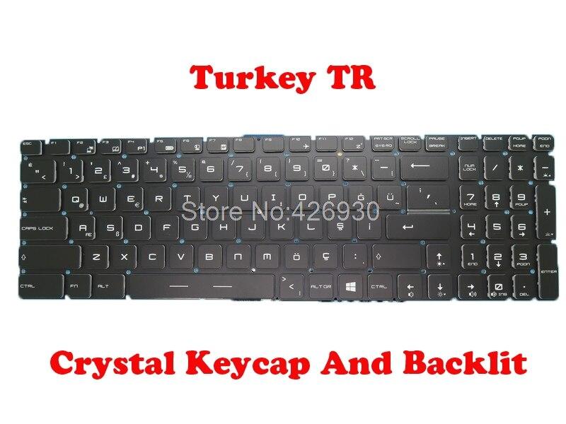 لوحة المفاتيح ل MSI GS60 GS70 GT72 V143422FK1 S1N-3ETR2W1-SA0 S1N-3E00211-SA0 V143422GK1 S1N-3EYT2Y1-SA0 V143422GK2 S1N-3EDE262-SA0