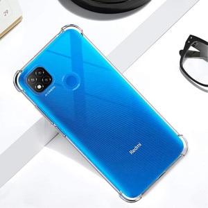 Image 5 - Чехол 6 в 1 для телефона Redmi 9C NFC стекло кольцевая задняя камеры редми 9с редми 9 с нфс 9а чехлы для Xiaomi Redmi 9C NFC Прозрачный Бампер редми 9с чехол Redmi 9 C 9A Redmi9C 9C