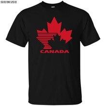 Takım kanada, Retro, 80, Logo, forması, t-Shirt serin rahat pride t gömlek erkekler Unisex yeni moda tshirt ücretsiz kargo