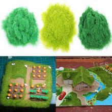 30g bright color scene garden soft artificial grass powder turf sandbox model DIY landscape home decoration