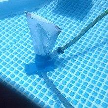 Aspirateur de piscine, outil de nettoyage et de nettoyage du corps et du zooplancton, embout de brosses pour étang, fontaine, 2020
