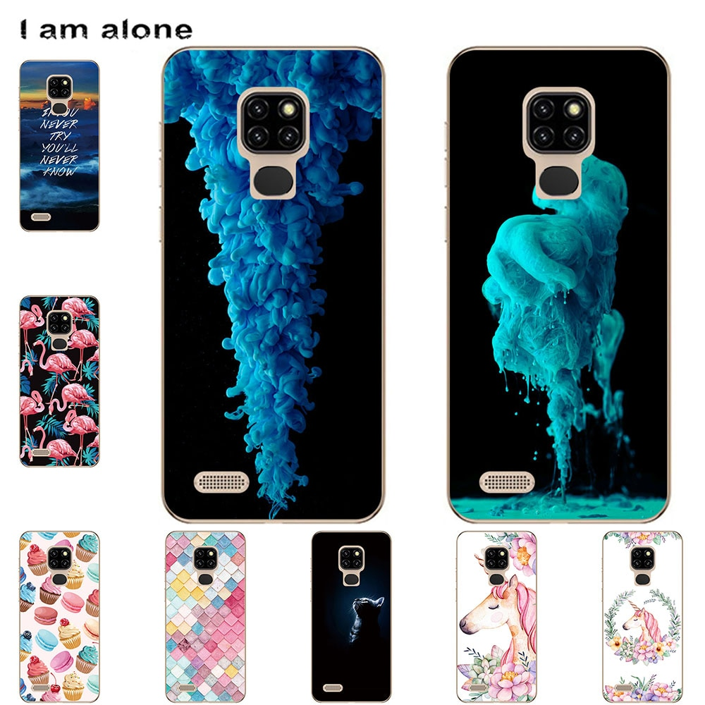 Phone Cases For Ulefone Note 7 7P Note 8P 9P Cute Back Cover Mobile Fashion Bags Free Shipping