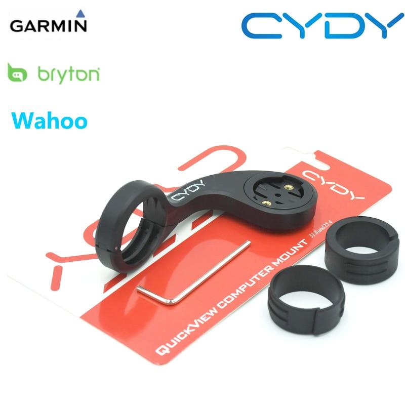 CYDY Garmin Mount Edge 25 130 200 520 820 1000 Bryton Rider 320 420 530 860 Bicycle Computer Wahoo Holder Road MTB Bike Cycling