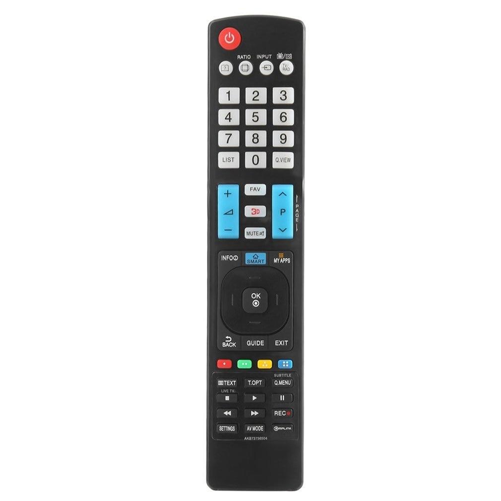 Totalmente funcional livre de comutação canais akb73756504 tv universal inteligente controle remoto controlador para lg led lcd smart tv