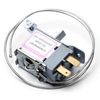 Refrigerator Thermostat WPF21-EX 2 Pins Probe 50cm Freezer Temperature Controller Refrigerator Accessories