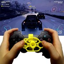 Сменный мини контроллер рулевого колеса для Sony Playstation PS3 Racing Game
