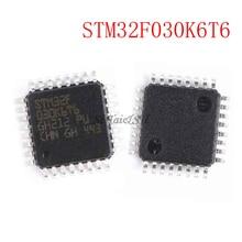 5 pcs/lot STM32F030K6T6 STM32F030 STM32F 32F030K6T6 LQFP-32