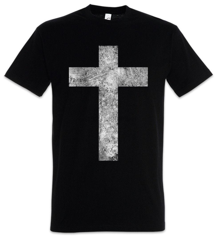 Christian Cross Ii T Shirt Dios Jesus Christianity God Gott Christus 2019 Short Sleeve Cotton T Shirt Man Clothing