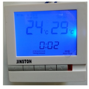 C6,Thermostat for warm wall,temperature controller for infrared heater and carbon crystal,temperature controller for  heating