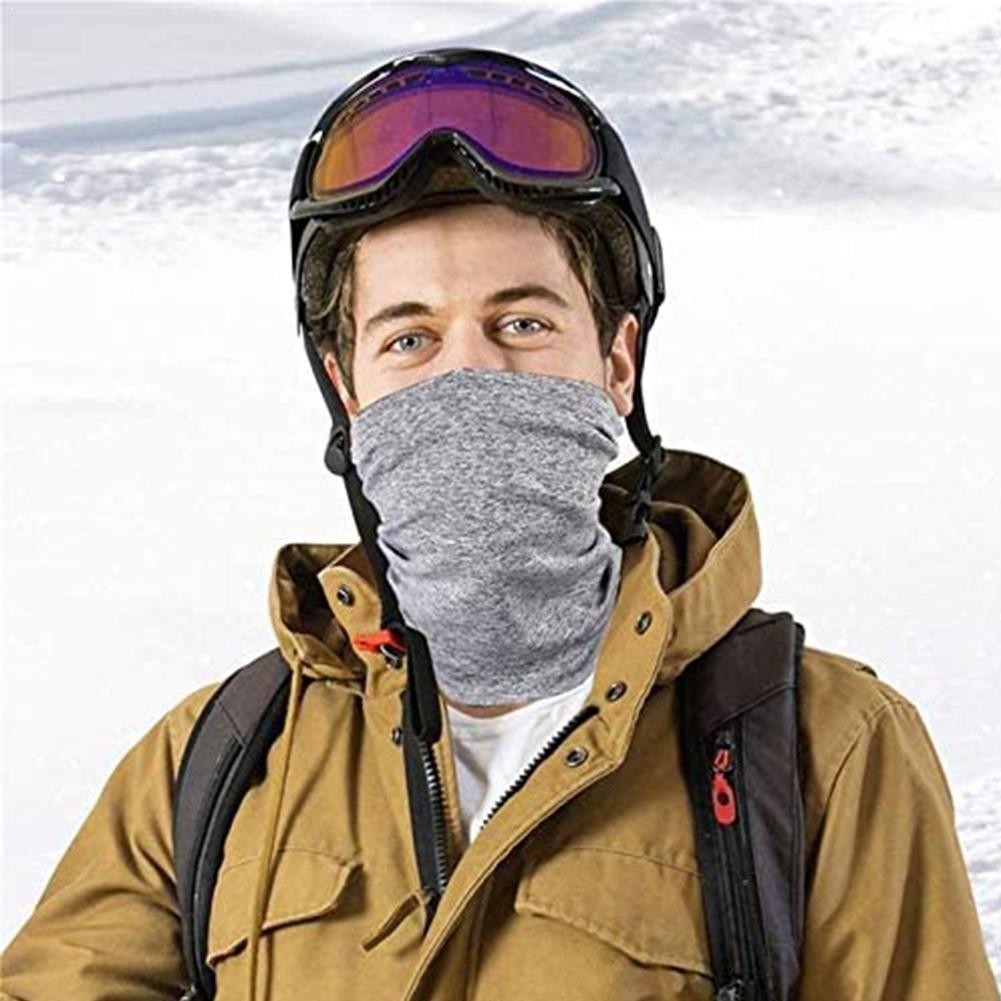 Уличная спортивная бандана, повязка для лица, шарф, повязка на голову для рыбалки, бега, охоты, 5 шт., для велоспорта, активированный фильтр, дл...