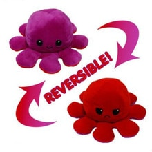 funny baby plushie stuffed animals cute jouet enfant Rotating toys polvo pelucia Gato pulpo petits a