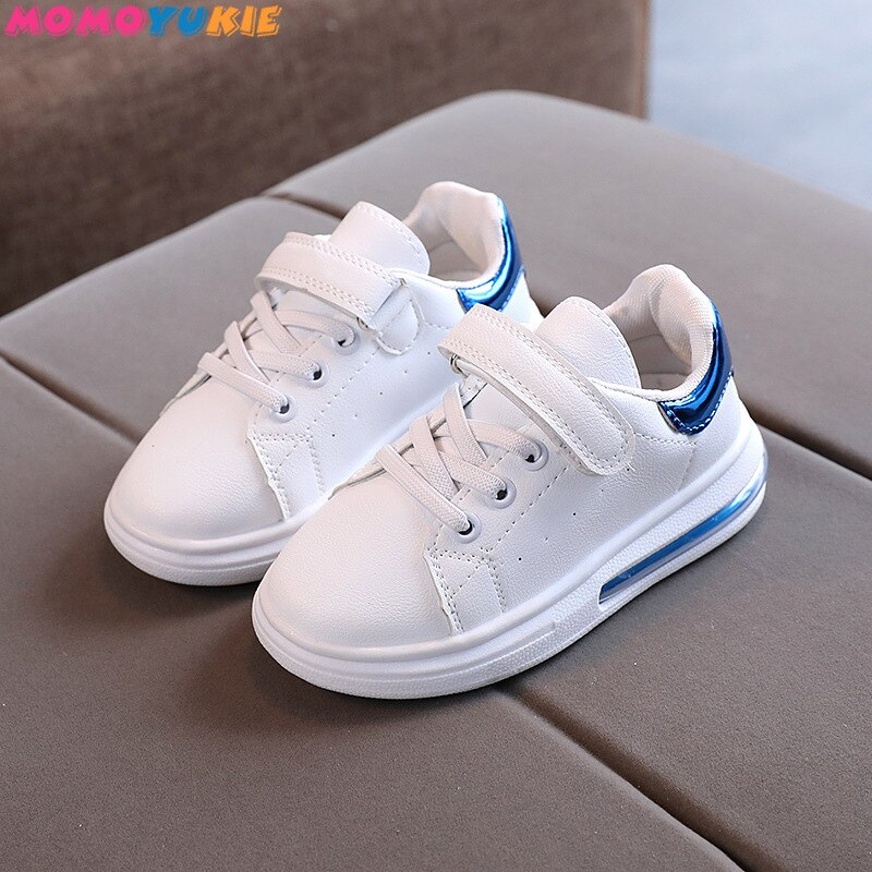 Children Kids Fashion Sneakers Girls And Boys Sports Shoes Boys Soft Bottom Breathable Mesh Children