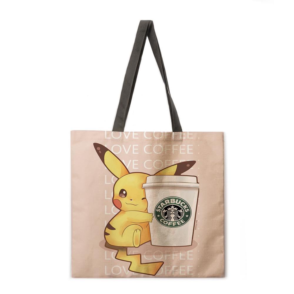 Saco de compras reutilizável saco de compras ao ar livre saco de praia saco de moda