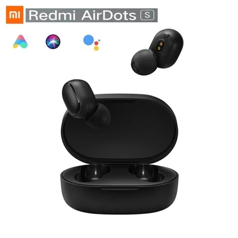 Original Xiaomi Earbuds Basic 2s Bluetooth 5.0 Earphones TWS Redmi Airdots s Waterproof Earphones Fone Airdots 20/piece enlarge