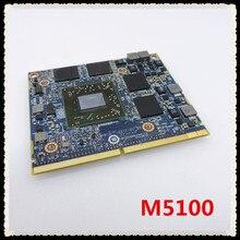 784470-001 216-0846000 Firepro M5100 2GB DDR5 VGA ekran kartı HP EliteBook 8570W 8770W sadece