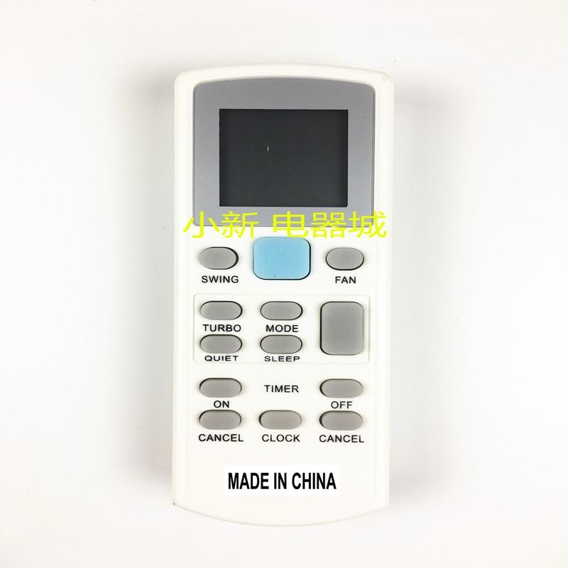 ACSON APGS02 ECGS02 control remoto para aire acondicionado daikin versión en inglés
