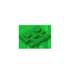 Accesorios de bloques de construcción para niños, moc-2540 de 1x2, placa con...