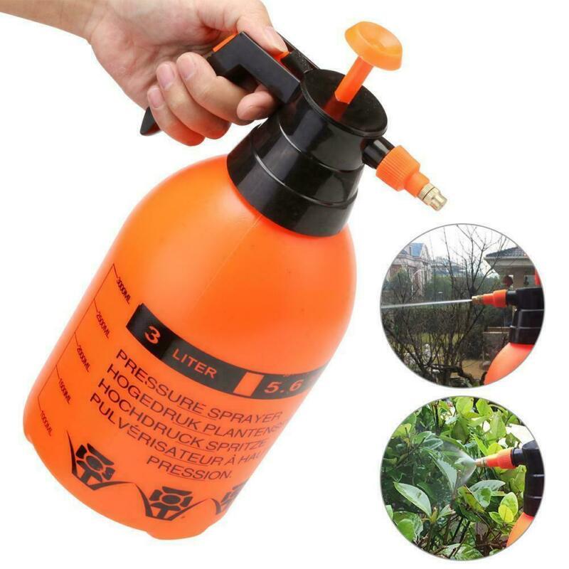 2L 3L Pressure Water Sprayer Garden Chemical large capacity Spray Bottle Gardening Tool