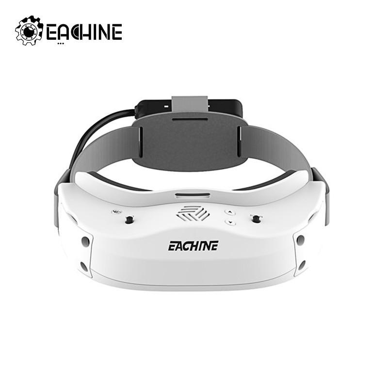 Eachine EV300D FPV Goggles 1280*960 5.8G 72CH Dual True Diversity Compatible Built-in DVR Focal Length Adjustable For Dron