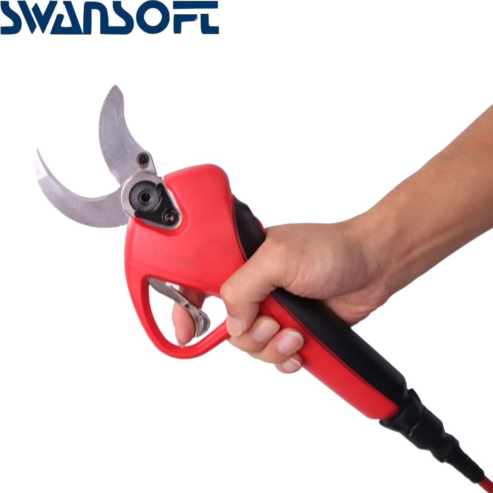 discounted  40MM Electric pruning shears, Electric garden shears, Electric Vineyard,orchard Pruning Shear