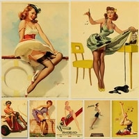 one piece sexy lady poster print anime wall art canvas painting nordic wall picture for living room decor american vintage style