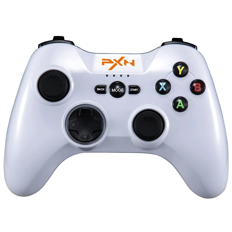 PXN 9603 2,4G Wireless Gamepad Game Controller Joystick Vibration Gamepads für TV Box Handy Tablet Computer PC für PS3