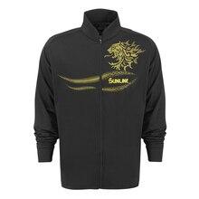 2020 nouveau SUNLINE polaire vêtements de pêche chaud chemise de pêche veste de pêche échassiers vêtements de plein air hommes