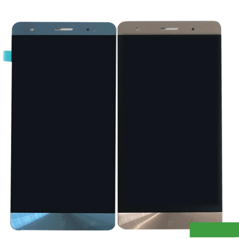 LCD For Asus Zenfone 3 Deluxe 5.7 ZS570KL Z016D Z016S LCD Display Touch Screen Digitizer Assembly For  Asus Zenfone  Screen enlarge